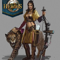Квест онлайн игр Rise of Heroes